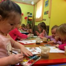 Веселые уроки Детский клуб Божья коровка